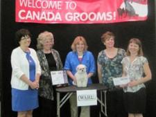 Canada Grooms 2010